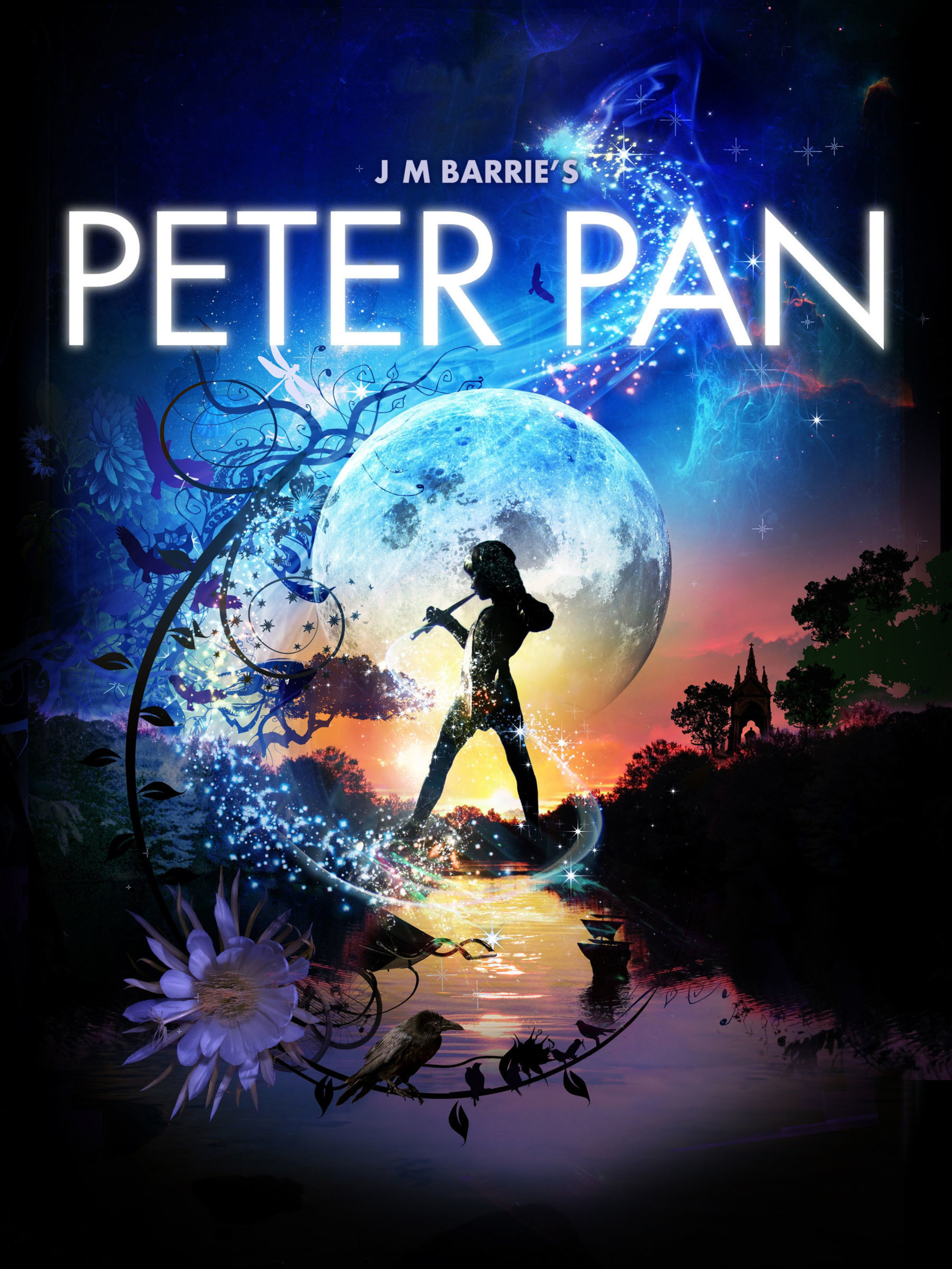 Herrick Entertainment Launches Groundbreaking State Of The Art Production Of Peter Pan