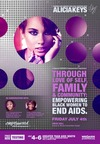 ESSENCE Empowerment Experience with Alicia Keys (PRNewsFoto/Kaiser Family Foundation)
