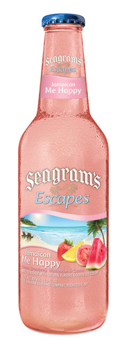 "Mix up an ""Island Fizz"" cocktail with Seagram's Escapes Jamaican Me Happy flavored cooler.  (PRNewsFoto/The Genesee Brewery)"