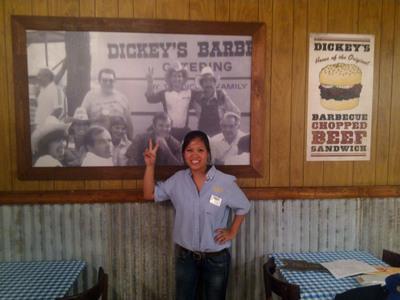 Dickey's Barbecue Pit opens new location in Boca Raton, FL.  (PRNewsFoto/Dickey's Barbecue)