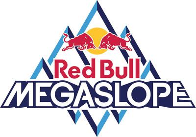 Red Bull Megaslope logo. (PRNewsFoto/Red Bull)