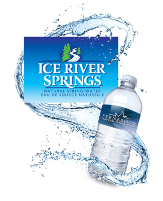 Ice River Springs (www.iceriversprings.ca) has acquired Fernbrook, which has a bottling facility located in Halton Hills, Ontario, that produces 500ml, 4L and 15L bottles. The plant will be integrated into Ice River Springs' industry-leading plastic recycling system and will be its tenth plant in North America.  (PRNewsFoto/Ice River Springs)