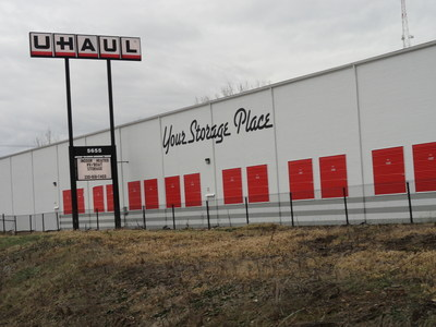 U-Haul has repurposed and renovated a former arts and crafts center to make way for U-Haul Moving & Storage of North Canton.