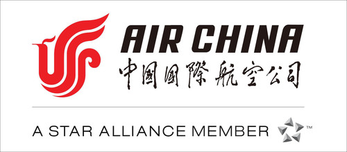 Voe Air China para América do Norte