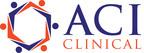 ACI Clinical logo.  (PRNewsFoto/ACI Clinical)