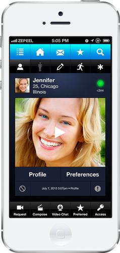 Changing the Face on Dating - One of a Kind Video Dating App Launches