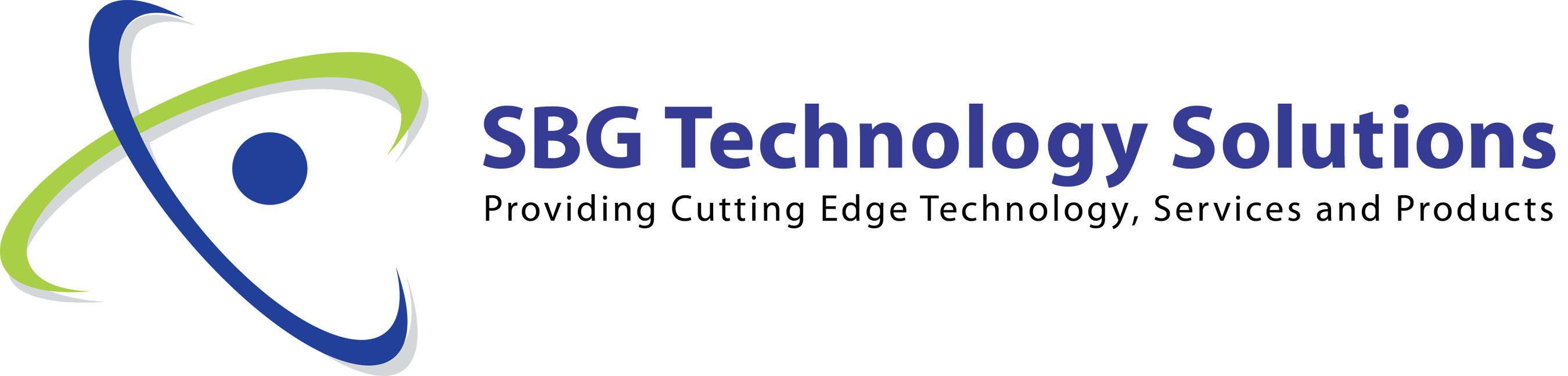 SBG Technology Solutions Logo. (PRNewsFoto/SBG Technology Solutions, Inc.) (PRNewsFoto/)