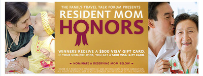 Calling All Super Moms! Residence Inn Launches Search for Extraordinary Mothers.  (PRNewsFoto/Residence Inn by Marriott)