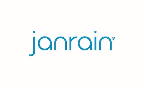 Janrain Logo (PRNewsFoto/Janrain)
