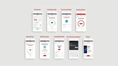 The new My Verizon app lets you access more data and new capabilities on the new Verizon Plan