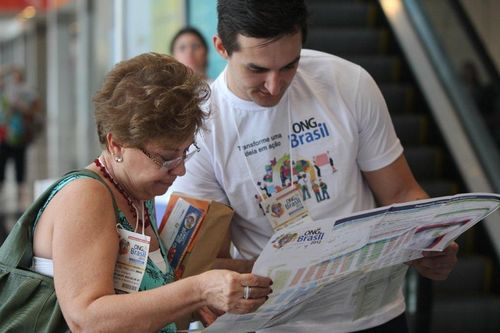 UBM's Community Engagement Series – ONG Brasil