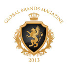 Global Brands Magazine.  (PRNewsFoto/Global Brands Publications Limited)