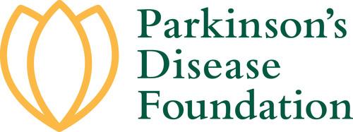 Parkinson's Disease Foundation logo. (PRNewsFoto/Parkinson's Disease Foundation) ...