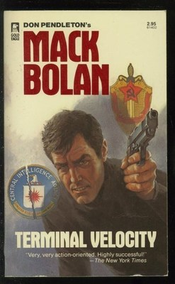 Mack Bolan 1984 paperback book cover