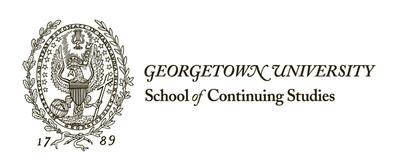 Georgetown University School of Continuing Studies. (PRNewsFoto/Georgetown University School of Continuing Studies)