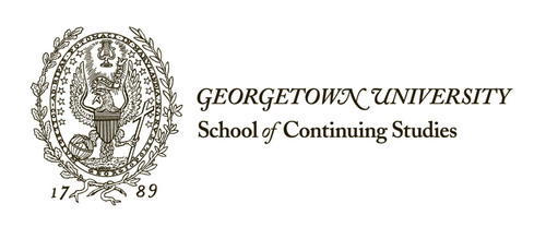 Georgetown University School of Continuing Studies. (PRNewsFoto/Georgetown University School of Continuing ...