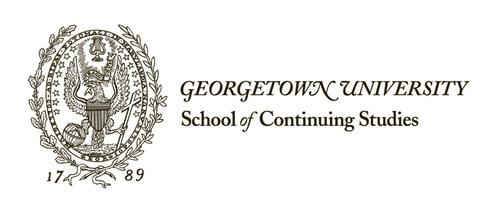 Georgetown University School of Continuing Studies. (PRNewsFoto/Georgetown University School of Continuing ...