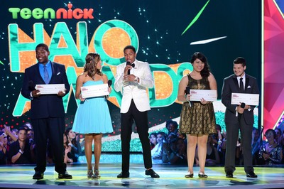 Enrique Iglesias, Fall Out Boy, Austin Mahone, Dax Shepard, Darren Criss, Kevin Jonas, Nikki Reed, Chloe Bennet, Jennette McCurdy And Others, Joined Host Nick Cannon At Fifth Annual TeenNick HALO Awards Nov. 17 To Honor Four Extraordinary Teens