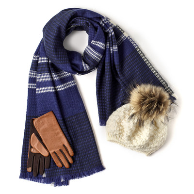 For each hat, scarf, pair of gloves or outerwear piece purchased at echodesign.com, the brand will donate a comparable item to young women transitioning out of foster care