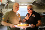 Celebrity Chef DougieLuv's Dragon Dog Goes Global in Commemorative Contest.  (PRNewsFoto/DougieDog Hot Dogs)