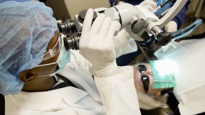 Endodontists use high-tech equipment to provide the best patient care.