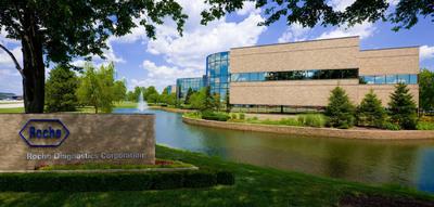 Roche Diagnostics Indianapolis Campus (PRNewsFoto/Roche Diagnostics)