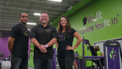 Youfit(R) Health Clubs Supports Heroes With FREE Membership Months Throughout November