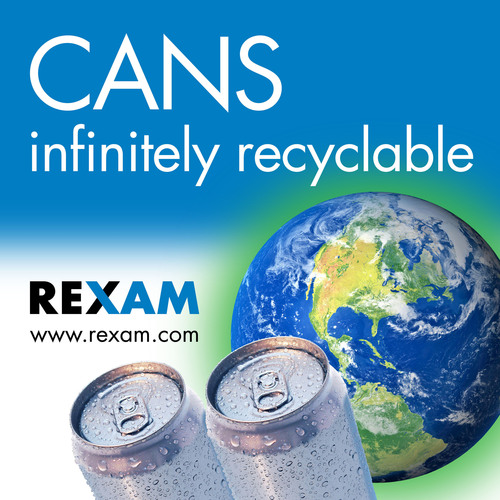 Rexam, the global consumer packaging company, was recently selected to join the prestigious Dow Jones Sustainability Europe Index (DJSI).  (PRNewsFoto/Rexam)