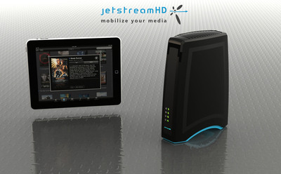 JetStreamHD(TM) - Special pricing to share all your precious memories over the Holiday Season.  (PRNewsFoto/Nuvyyo)