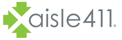 aisle411 logo.  (PRNewsFoto/aisle411)