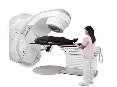 Varian's TrueBeam medical linear accelerator