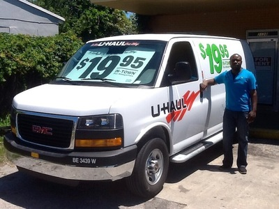 ELD Tax Service LLC Does More than Tax Returns; It Also Rents U-Haul Trucks. (PRNewsFoto/U-Haul)