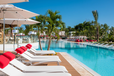 Club Med Punta Cana- Zen Oasis pool