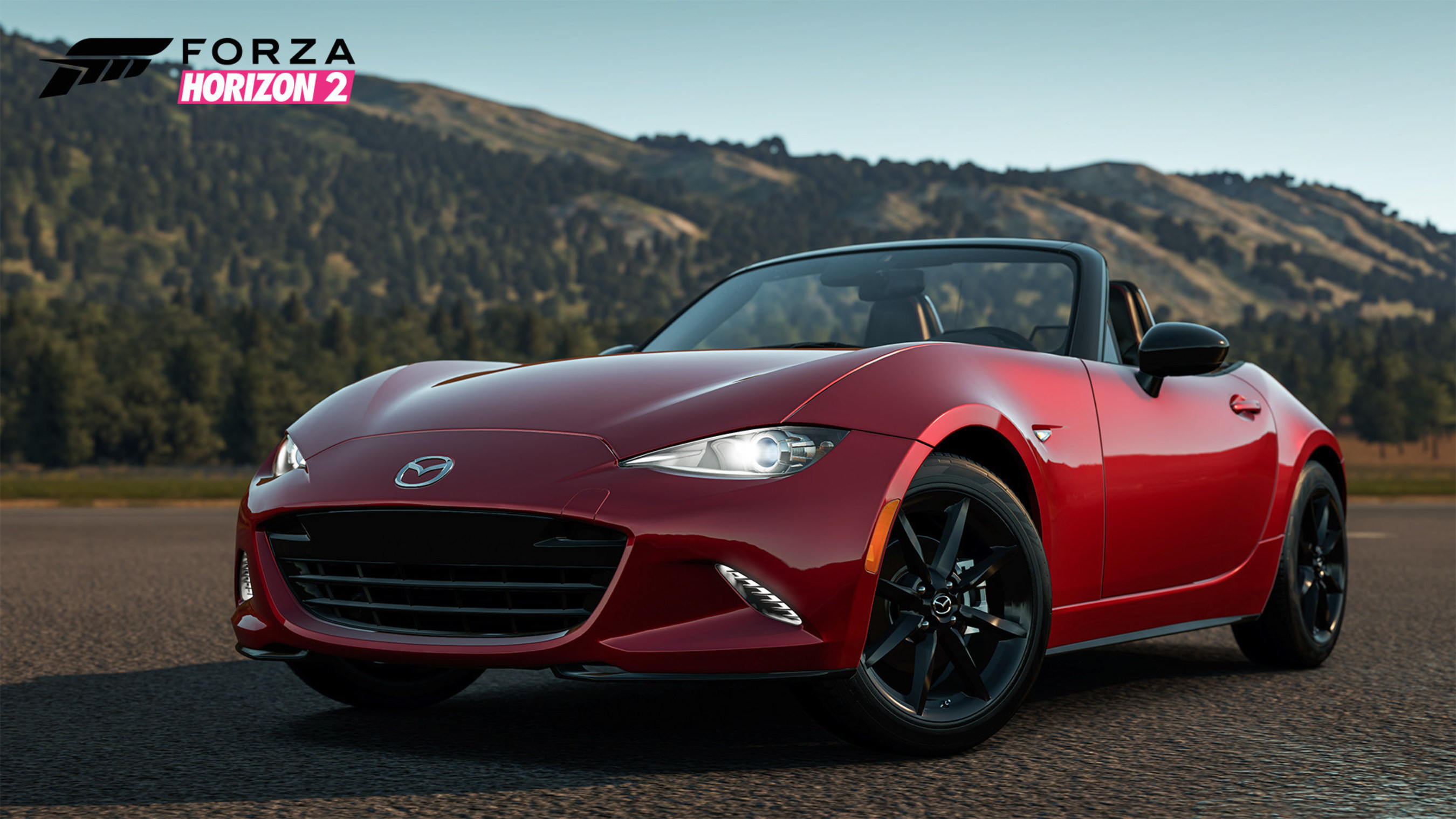 MICROSOFT AND MAZDA LET YOU DRIVE IT FIRST: ALL-NEW 2016 MAZDA MX-5 DEBUTS AS FREE DOWNLOAD FOR FORZA HORIZON 2 ON XBOX ONE