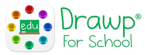 Drawp for School Education App. (PRNewsFoto/Moondrop Entertainment) (PRNewsFoto/MOONDROP ENTERTAINMENT)