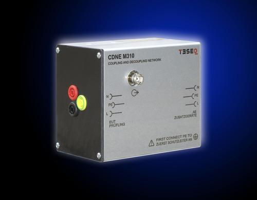 Teseq Develops CDNE Coupling/Decoupling Network for Emission Testing