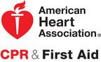 The American Heart Association is dedicated to fighting heart disease and stroke. Millions trust the American Heart Association for CPR training. (PRNewsFoto/American Heart Association)