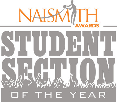 Naismith Student Section of the Year Award