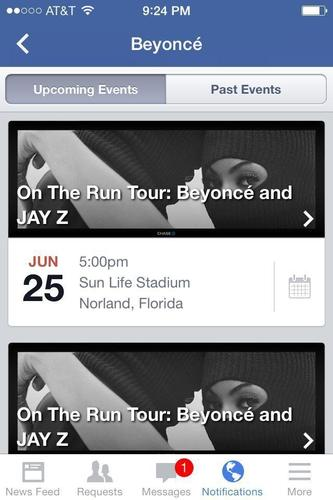 LIVE NATION ENTERTAINMENT PARTNERS WITH FACEBOOK(R) TO LAUNCH OFFICIAL EVENTS (PRNewsFoto/Live Nation ...