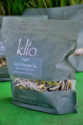 Klio Organic Greek Mountain Tea