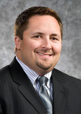 Chad England, CEO, C.R. England, Inc.  (PRNewsFoto/C.R. England, Inc.)