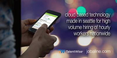 Jobaline and TalentWise Partnership