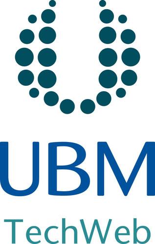 UBM TechWeb Logo.  (PRNewsFoto/UBM TechWeb)