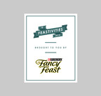 Feastivities is celebrating the ultimate ways to wow cats and cat lovers during the holidays with Fancy Feast Broths, the 2014 Fancy Feast holiday ornament and a Gift Guide featuring handcrafted gifts.