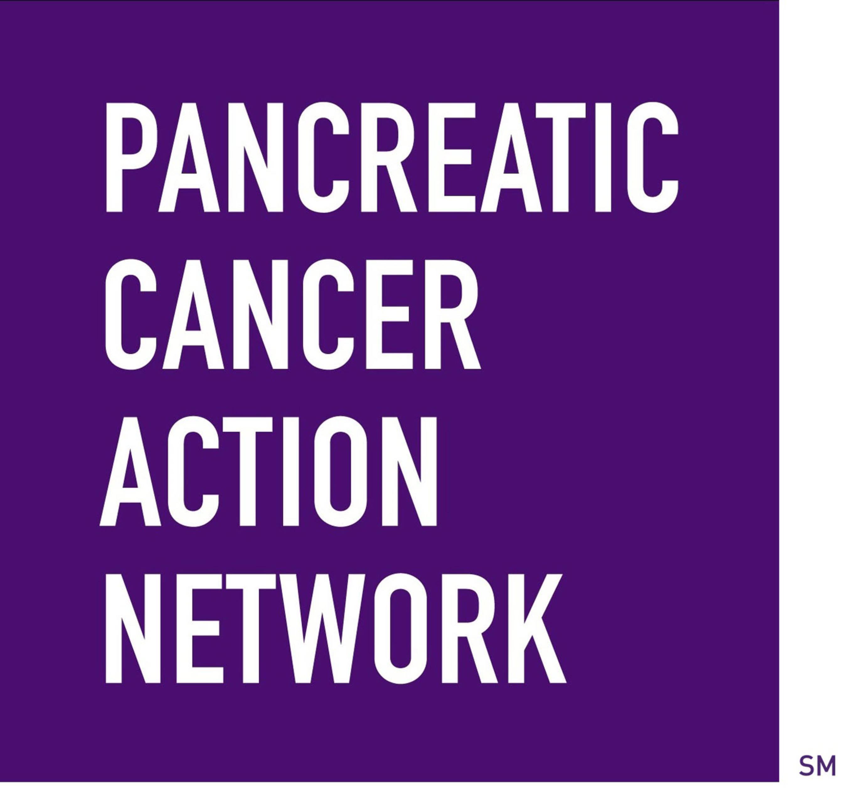 Pancreatic Cancer Action Network logo.