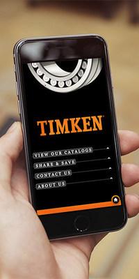 Timken Catalog App