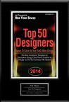 """Pol Theis Selected For """"Top 50 Designers: Names To Know In New York Metro Design"""" (PRNewsFoto/American Registry)"""