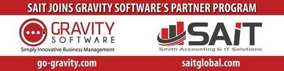 Smith Accounting & IT Solutions Joins Gravity Software's Partner Program