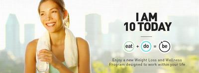 Enjoy a new weight loss and wellness program designed to work within your life. (PRNewsFoto/TEN) (PRNewsFoto/TEN)