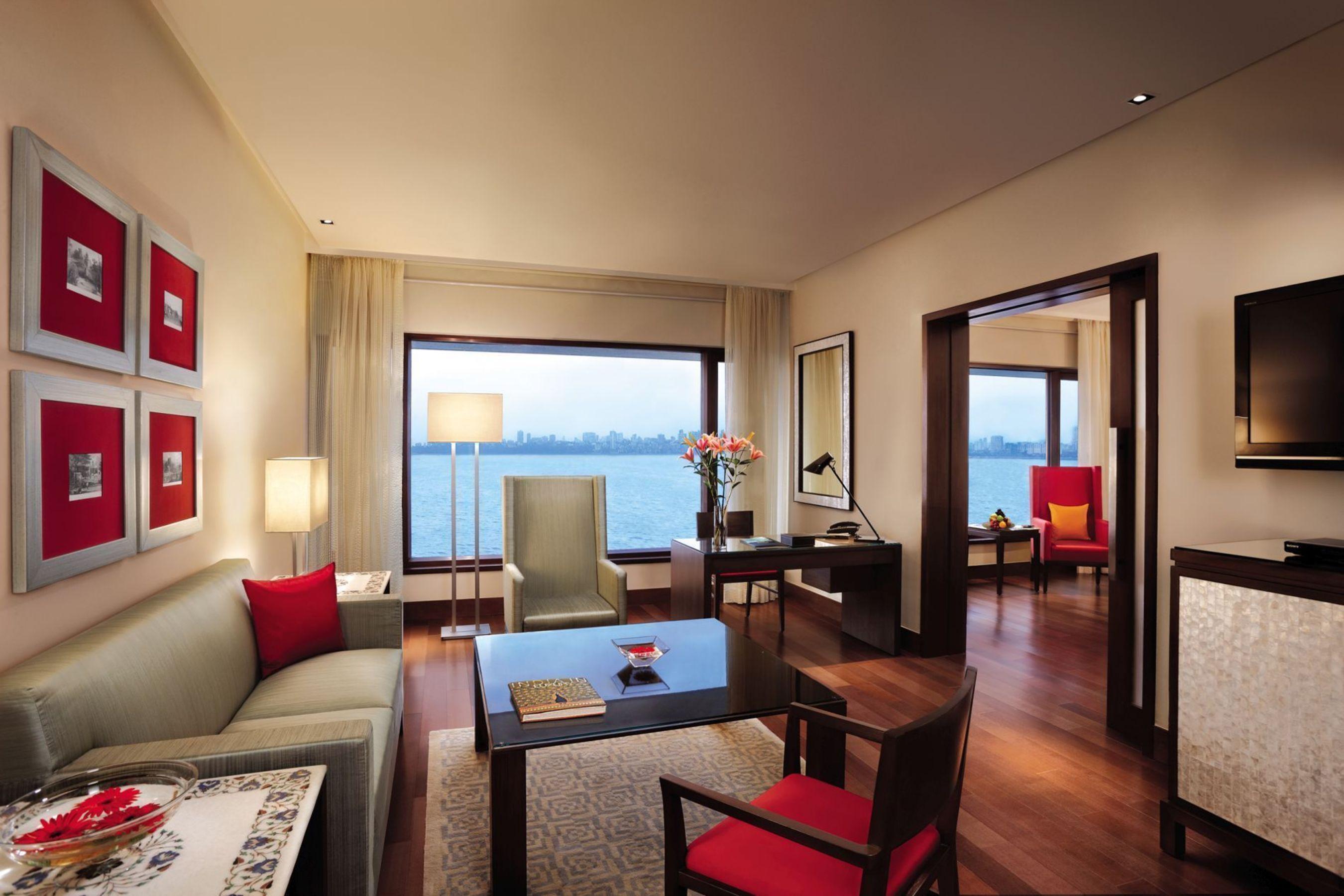 The Oberoi, Mumbai - Oberoi Executive Suite - Ocean View (PRNewsFoto/The Oberoi_ Mumbai)
